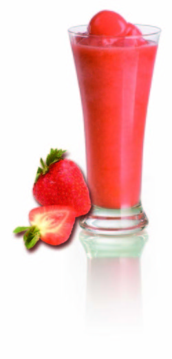 SMOOTHIES-FRESA